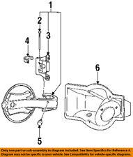 Ram CHRYSLER OEM 13-18 2500 5.7L-V8 Fuel System-Filler Pocket 68164053AD