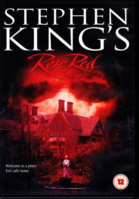 STEPHEN KING'S - ROSE RED DVD 2 DISC SET  REGION 2 New & Sealed!