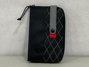 Silca Case Phone Wallet (Black)