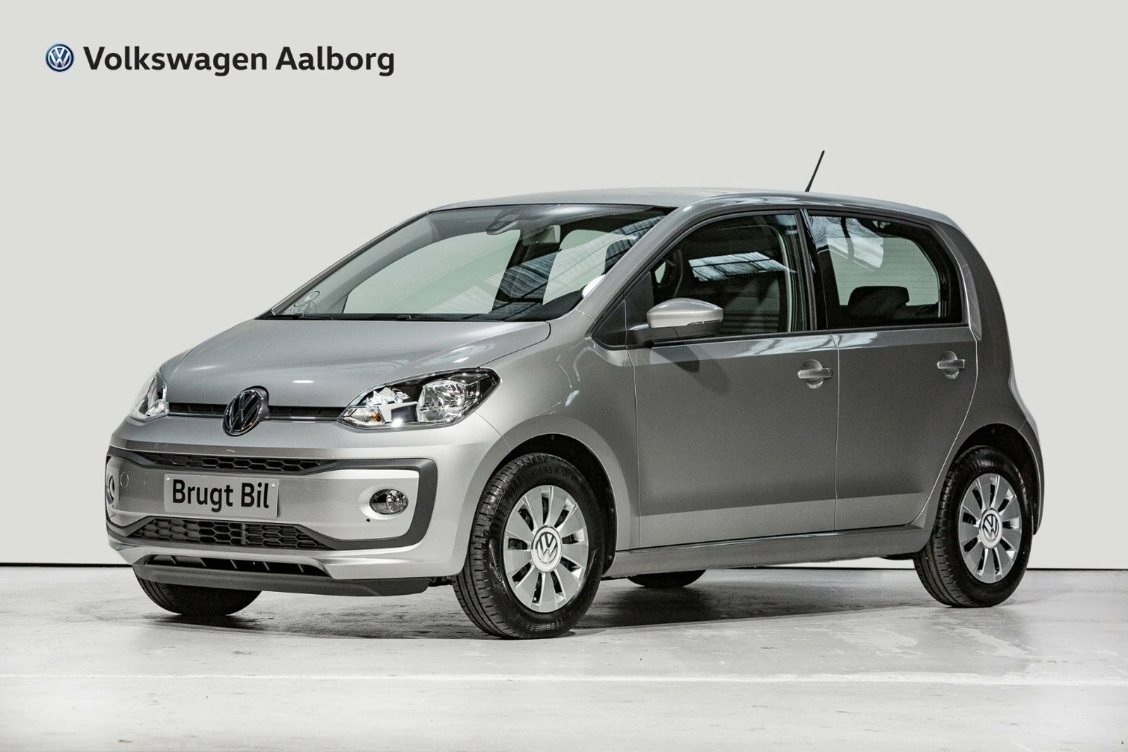VW Up! 1,0 MPi 60 Move Up! BMT 5d - 114.000 kr.