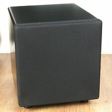 BK Electronics XLS200-FF MK2 Powered Subwoofer. Black