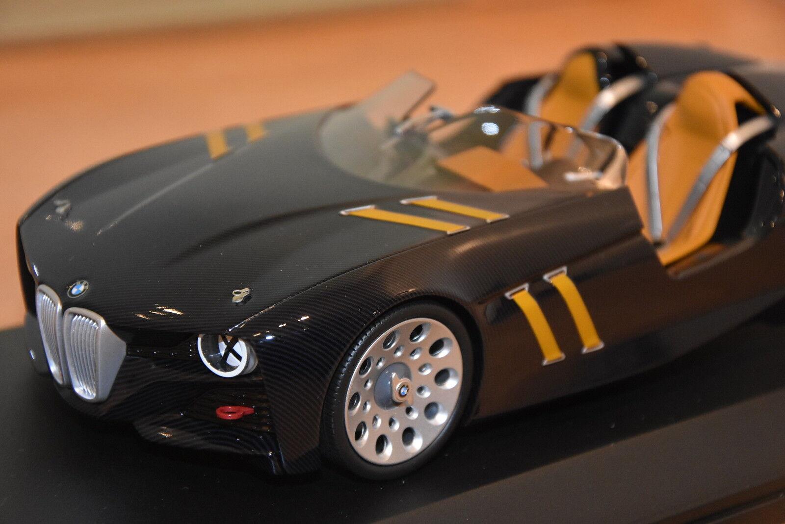 Bmw 328 homenaje, 1 18 traficantes Edition (norev) concept car muy bonito