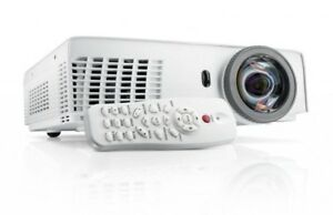 DELL S320 Short Throw Projector HDMI 3000 ANSI lumens with Remote  7091208930889