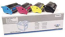 4 Original Toner Minolta Konica MagiColor 2300w 2350DL / 1710517-005 006 007 008