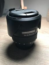 Sony 16-50mm f/2.8 DT Standard Zoom Lens barely used!