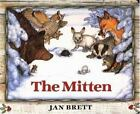 The Mitten by Jan Brett (1996, Board Book)