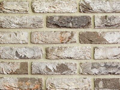 Retro-feldbrandsteine Nf Bh936 Braun-bunt Klinker Vormauerverblender Feldbrand Reichhaltiges Angebot Und Schnelle Lieferung Baustoffe & Holz