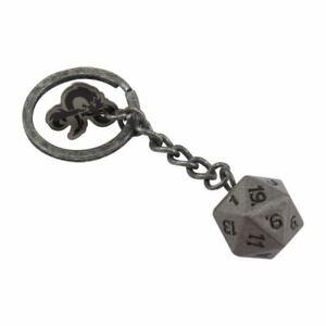 Dungeons-amp-Dragons-Metall-Schluesselanhaenger-D20-Paladone-Products