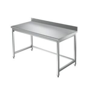 Mesa-de-150x70x85-de-acero-inoxidable-430-en-piernas-levantadas-restaurante-pizz