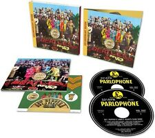 The Beatles - Sgt. Pepper's Lonely Hearts Club Band [New CD] Deluxe Edition