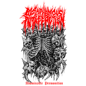 Blasphemous-Putrefaction-Abominable-Premonition-Ger-CD