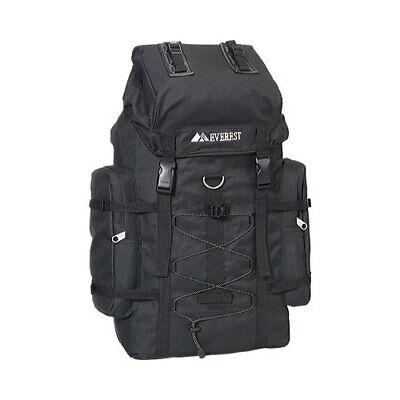 Everest Unisex  Backpack On Wheels 1045WH Black Size OSFA