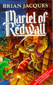 Mariel-Of-Redwall-Red-Fox-Older-Fiction-Jacques-Brian-Very-Good-Book