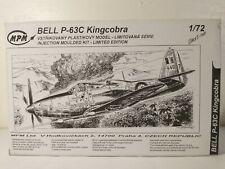 MPM 1:72 Kawanischi N1K1 George Plastic Aircraft Model Kit #72123