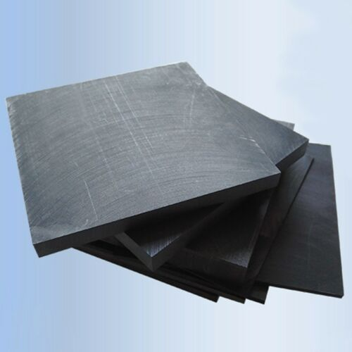 99.9/% Pure 10x10cm Graphite Sheets Electrode Parts Refractory 1-10mm Thick Home