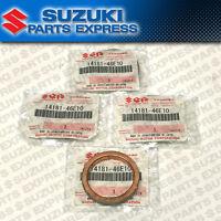 2001 - 2006 Suzuki Gsxr Gsx-r 1000 Exhaust Gaskets 4 Pack 14181-46e10
