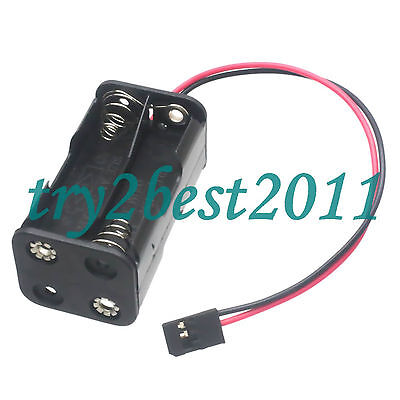 Battery Box of Receiver 4.8v For JR FUTABA connector