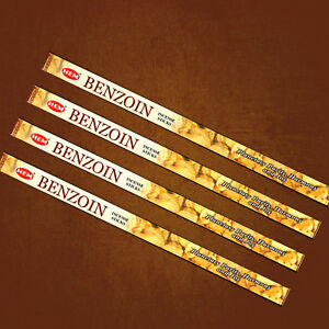 Encens BENJOIN - En lot de 4 boites plus économique !  (Purification/Protection)