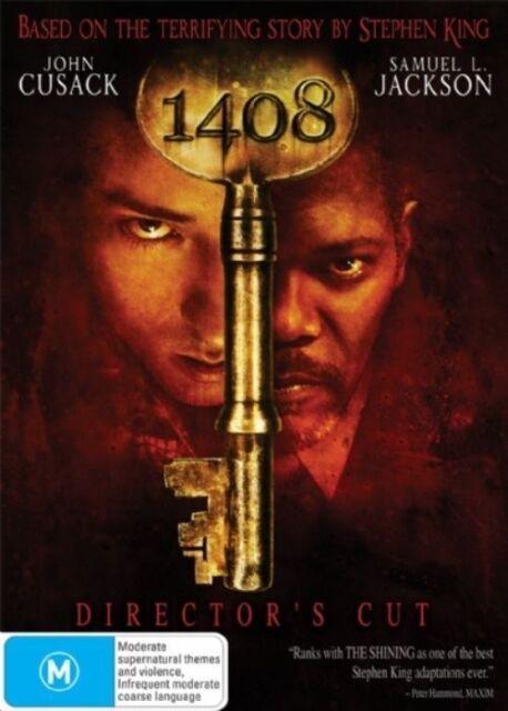 1408 DVD Region 4 (VG Condition)
