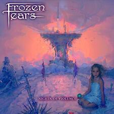 FROZEN TEARS Nights Of Violence CD - 163762