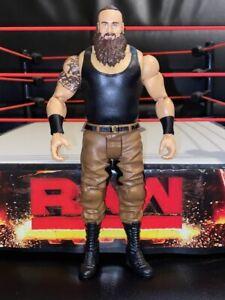Braun-strowman-WWE-Mattel-Figura-de-Accion-Juguete-monstruo-basica-Lucha-libre-JUEGO-Bestia