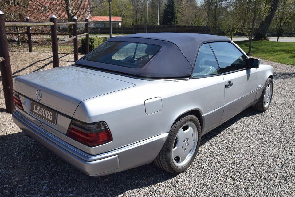 Mercedes 300 CE 3,0 Cabriolet Benzin modelår 1992 km 235000