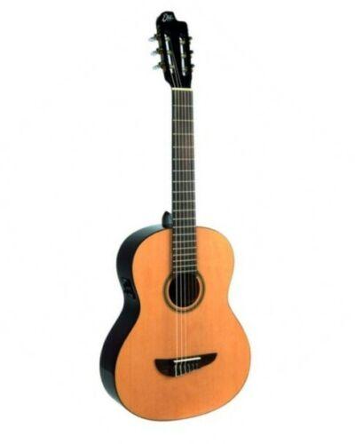 Eko chitarra classica elettrificata Sparkling Flame EQ Natural 4//4