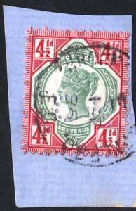 Royaume-uni-N-98-VICTORIA-USED-CV-30-year-1887