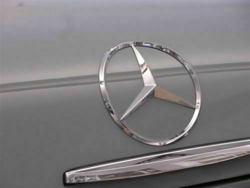 Genuine Mercedes Benz W109 300SEL 300 SEL Trunk Emblem Star Logo badge