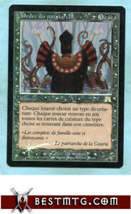 MTG-Patriarch-039-s-Bidding-A-Foil-Onslaught-French