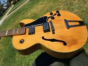 1981-Gibson-ES-175-Natural-Vintage-Blonde-Kalamazoo