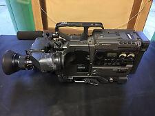 SONY / AMPEX CVC-7P CAMERA + CVR-5 + Fujinon 14x, 9 bis 126mm, F 1,7 Objektiv