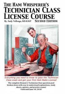 the ham whisperer s technician class license course second edition rh ebay com Math Compass Practice Test Test Short-Answer