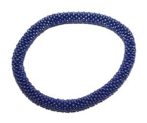Nepal Bracelet glass beads Crochet Bracelet Tribal bracelet Gypsy Bracelet Boho