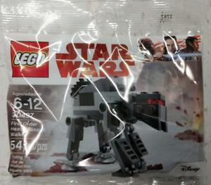 30497-Star Wars sacchetto di plastica LEGO Nuovo di zecca-PRIMO ORDINE pesante ASSALTO Walker
