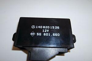 Mercedes-W140-C140-S-Clase-CL-Asiento-Calentado-Rele-De-Control-Unit-1408201526-OEM