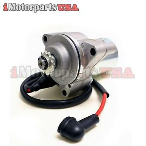 Details about COOLSTER 125CC ATV 3125B 3125R 3125X8 3125XR8 3125XR8-S 3125C  STARTER MOTOR NEW