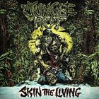 Skin the Living [Reissue] by Jungle Rot (CD, Feb-2013, Victory Records (USA))