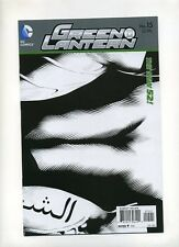 GREEN LANTERN #15 1:25 INCENTIVE VARIANT COVER NEW 52!