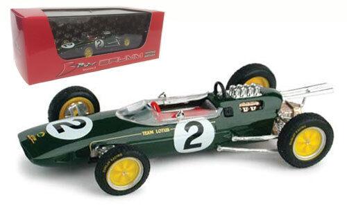 Brumm R331B Lotus 25 Belgium GP 1963 - Trevor Taylor 1 43 Scale