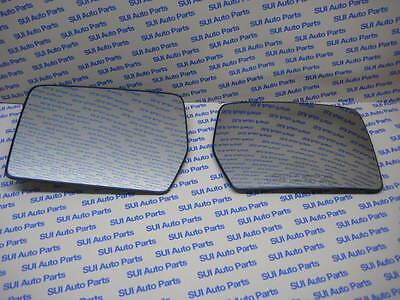 LH /& RH Factory OEM 2004-2006 F214-5q2 Ford F150 Power Heated Mirror Glass Set