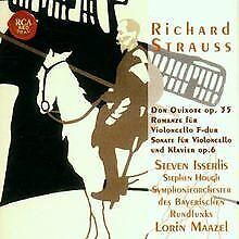 Strauss R. - Don Quichotte op.35 / Romance pour violo...   CD   Zustand sehr gut