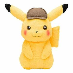 Pokemon Center Original Life Size Plush Doll Stuffed Detective