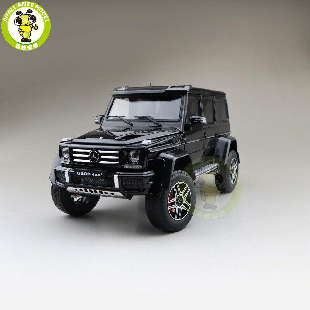 migliori prezzi e stili più freschi 1 18 Almost Real BENZ G500 4×4² Diecast modello modello modello auto Suv uomo Gifts  nuovo stile