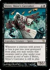 SHIREI-SHIZO-039-S-CARETAKER-Betrayers-of-Kamigawa-MTG-Black-Creature-Spirit-RARE