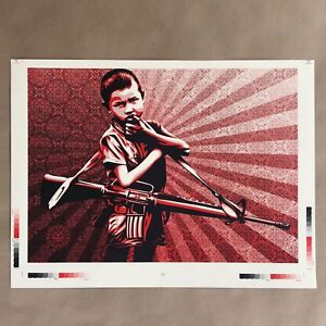 Shepard-Fairey-Duality-of-Humanity-5-Artist-Press-Proof-Art-Print-Obey-Giant