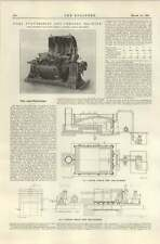 1920 Aero Pulveriser Coal Feeding Machine
