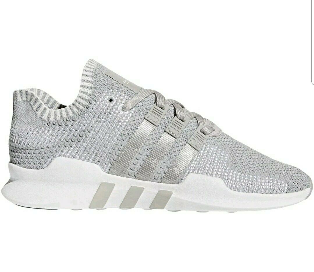 new product 31c5d 840fe Adidas Originals Mens EQT Support ADV Primeknit Lace Trainers - Grey Up  Sneakers nxzyyh4453-Athletic Shoes