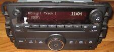 2007-13 UNLOCKED Chevy GMC 6 Cd Changer Radio 3.5mm Aux input Express Silverado