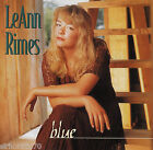 LEANN RIMES Blue CD 1996 New